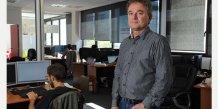 Laurent Taton, P-dg de Nosibay, veut piloter le déploiement mondial de la société depuis Montpellier