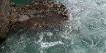 Barrage, remoud, eau. Outflow par Matthew Hoelscher. Via Flickr CC License by.