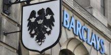 Barclays envisagerait de supprimer plus de 30.000 postes