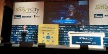 Smart City, Axelle Lemaire, La Tribune, remise des prix ERDF,