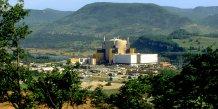 Réacteur nucléaire Superphenix fermé en 1998