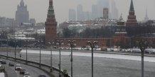 Le kremlin precise le propos de poutine sur l'aide en syrie