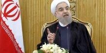 Hassan rohani appelle les musulmans a corriger l'image de l'islam