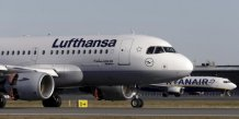 La concurrence ryanair en allemagne pour eurowings et lufthansa