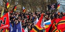 Manifestations islamophobes en europe a l'appel de pegida