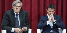 Valls, Le Foll, Agriculture, Premier ministre, France, Bruxelles, crise agricole, élevage,
