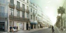 Le programme Renaissance, boulevard du Jeu de Paume à Montpellier, porté par Haussmann