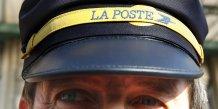 Facteur La Poste en grève le 22 septembre 2009