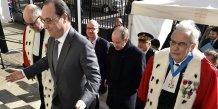 Hollande, Urvoas, François, Jean-Jacques, ministre de la Justice, France, République, Ride, Ecole de la magistrature de Bordeaux, Ferrière,
