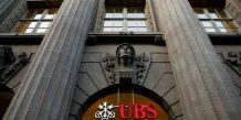 Mise en examen d'ubs france pour subordination de temoin