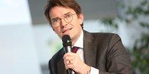 Forum Fintech, Pierre Storrer