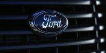 Ford, a suivre sur les marches americains
