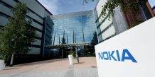 Nokia lance des suppressions de postes apres le rachat d'alcatel-lucent