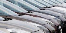Hausse du marche automobile europeen de 3,7% en mars