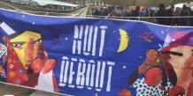 Moreno, Nuit Debout, République,