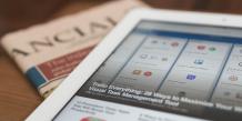 Presse, journaux, quotidiens, magazine, tablette, mobile, monétisation, numérique, papier, digital, print,