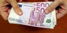 Le billet de 500 euros ne sera plus emis a compter de fin 2018