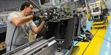 Un nouveau vehicule dans l'usine espagnole de renault a valladolid