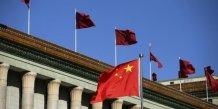 Risque de crise financiere en cas de relance par la dette en chine