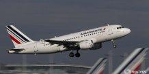 Hausse du trafic passagers d'air france-klm en avril