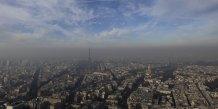 Ile de France, Pollution