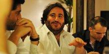 Oussama Ammar, cofondateur de The Family