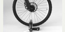 Bimp'Air, nouvelle capsule d'air comprimé rechargeable pour les vélos.