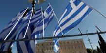 Le fmi juge non realistes les objectifs fixes a athenes