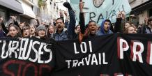 Nouvelles manifestations contre la loi travail