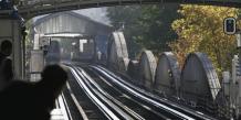 Trafic interrompu sur quatre lignes de métro à Paris