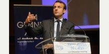 Emmanuel Macron à La Grande Motte (APVF, 27 mai 2016)