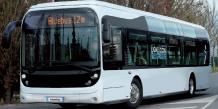 Première ligne de bus 100% électrique à Paris