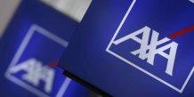 Axa, plus forte baisse du cac 40 a mi-seance