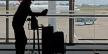 Air france prevoit que 80% des vols seront assures lundi