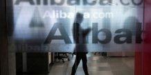Alibaba vise un doublement du volume de transactions d'ici 2020