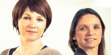 Sylvie Boichot et Sophie Gendrault, co-fondatrices de Move In Med