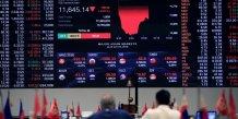 La livre sterling et l'euro poursuivent leur recul en asie