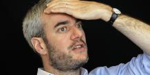 Le directeur financier de Gameloft Alexandre de Rochefort en 2011 à Paris