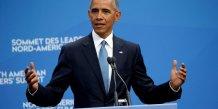 Pour obama, trump n'est pas populiste mais xenophobe