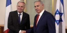 Ayrault Netanyahu