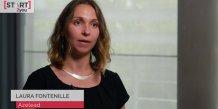 Laura Fontenille est présidente d'Azelead, qui vient de lever 201 000 € auprès de Melies