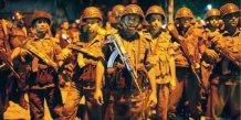 L'ei revendique la prise d'otages dans la capitale bangladaise