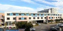 La clinique St-Pierre de Perpignan est l'un des 63 établissements du groupe