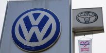 Toyota Volkswagen