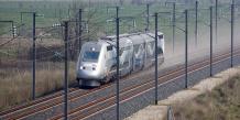Le TGV du record du monde