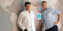 Alexandre Gasne et Ludovic Charbonnel, cofondateurs de la start-up ServicesYou