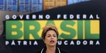 Destitution Dilma Roussef