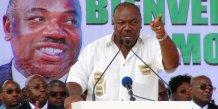 Ali Bongo Ondimba (ABO), président sortant du Gabon, a été réélu avec 49,80% à l'issue du scrutin du 27 août 2016.
