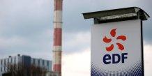 Edf baisse ses objectifs pour 2016