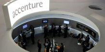 Accenture annonce des resultats en hausse